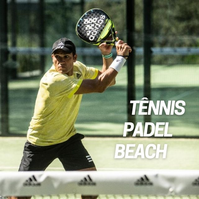 Raquetes Padel